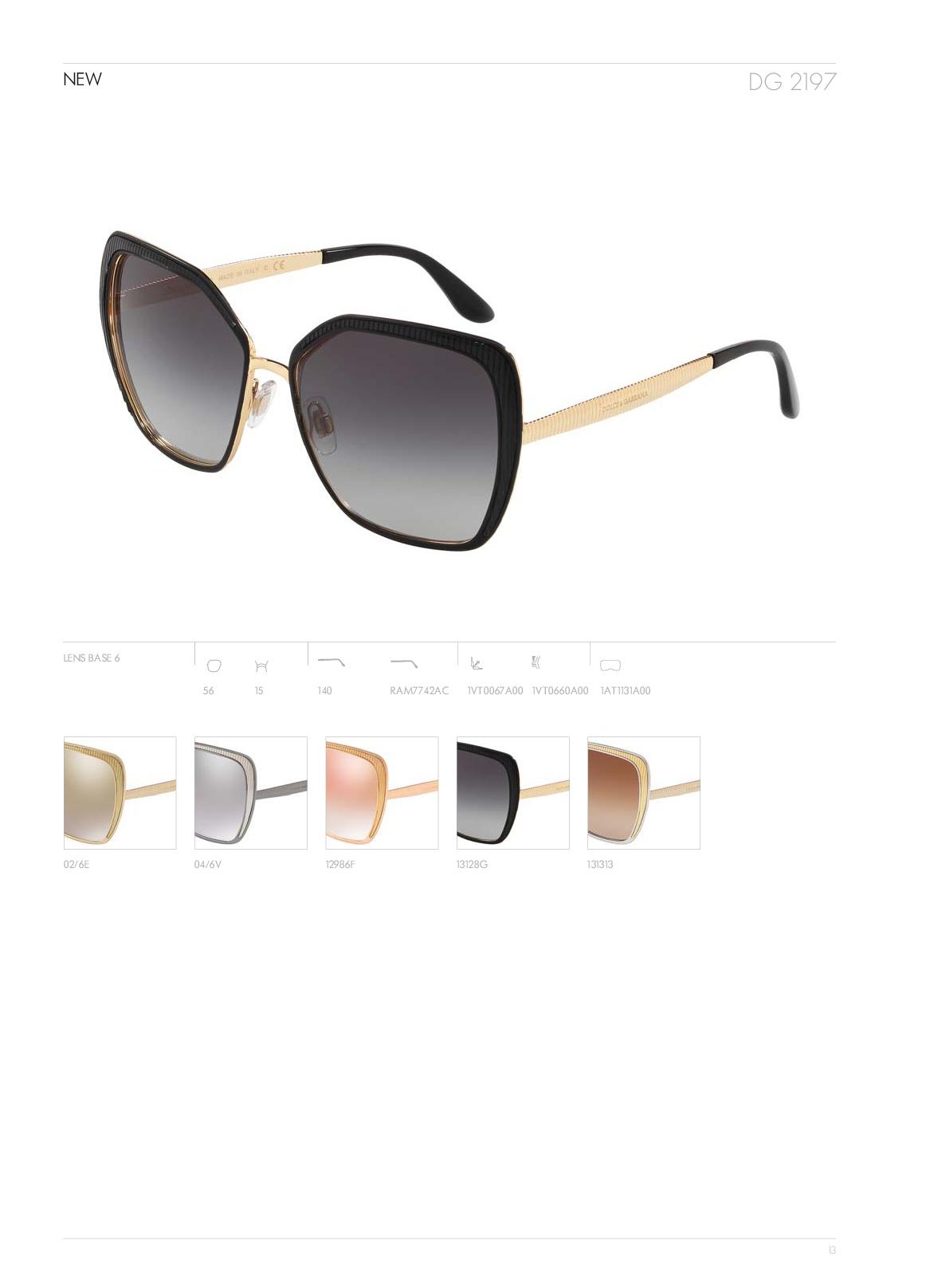 e79c02abc9ed Dolce e Gabbana DG 2197 – Ottica Gottardello – Occhiali da sole e da ...